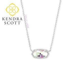 Kendra Scott Dichroic Glass Elisa Necklace